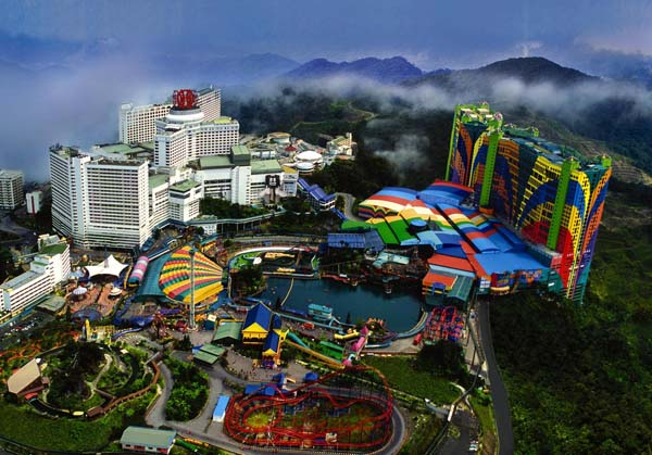 Genting Highlands + Bukit Tinggi One day Tour 8 Hours